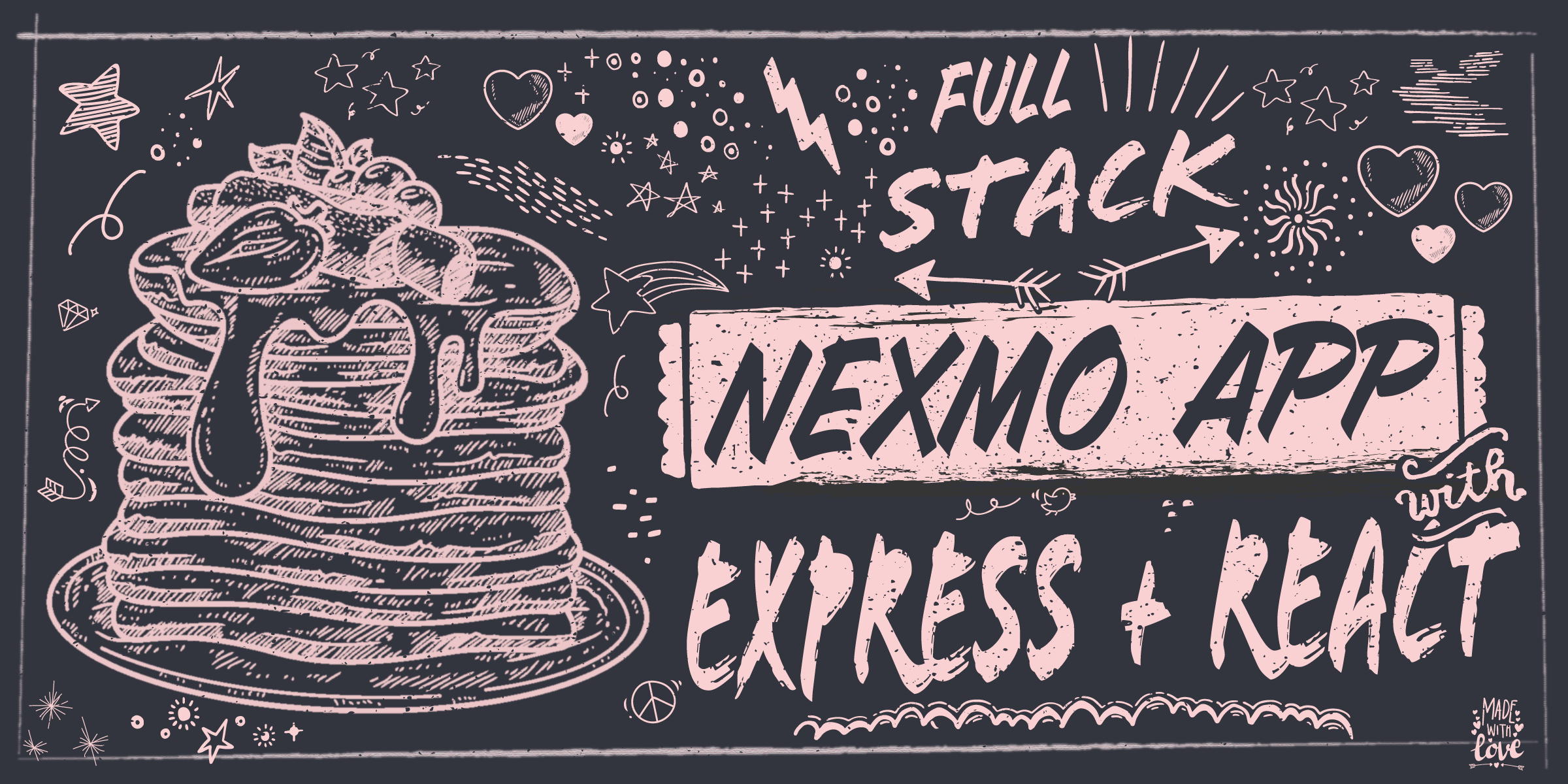 Build a Full Stack Nexmo App with Express and React