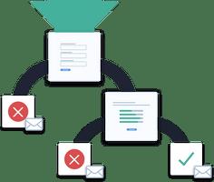 Application process management for incubator & accelerators