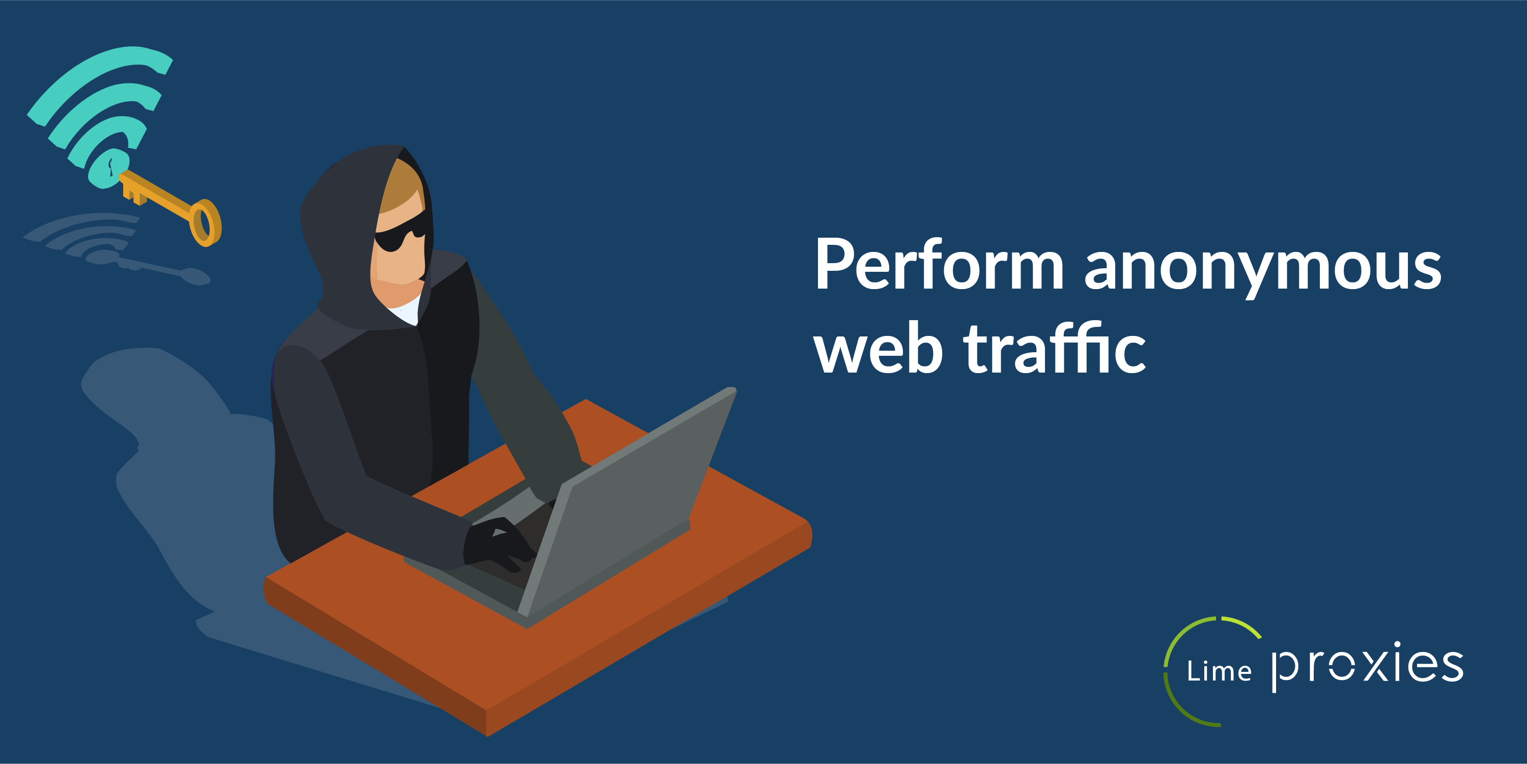 PERFORM ANONYMOUS WEB TRAFFIC