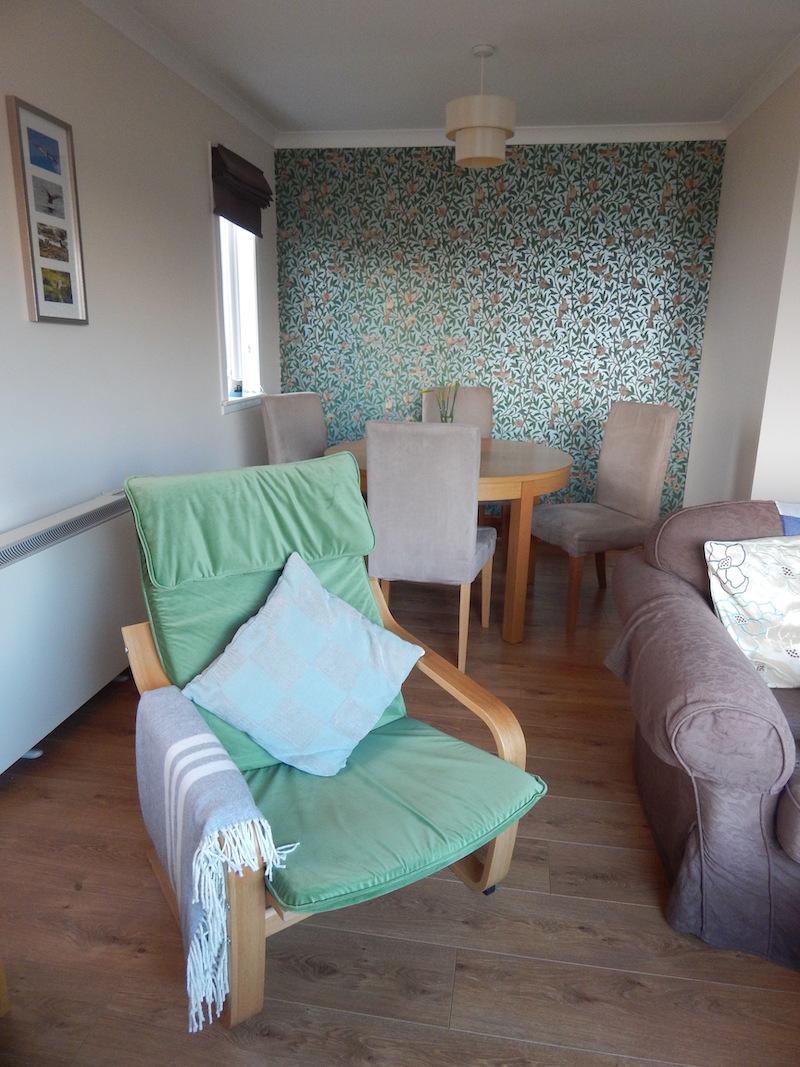 Fingal Cottage Dining Room