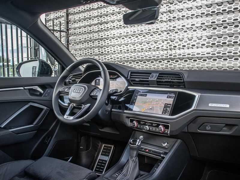 Audi Q3 40 TFSI quattro S Edition | Pano. dak | Stoelverwarming | Adaptive cruise | B&O sound | Trekhaak | afbeelding 10