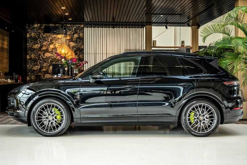 Porsche Cayenne 3.0 E-Hybrid | Panorama | Memory | 360 gradencamera | Sport Chrono | DAB afbeelding 7