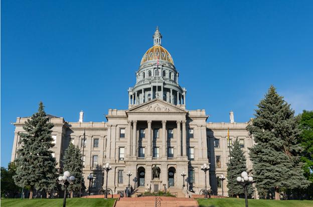 Colorado state capital building