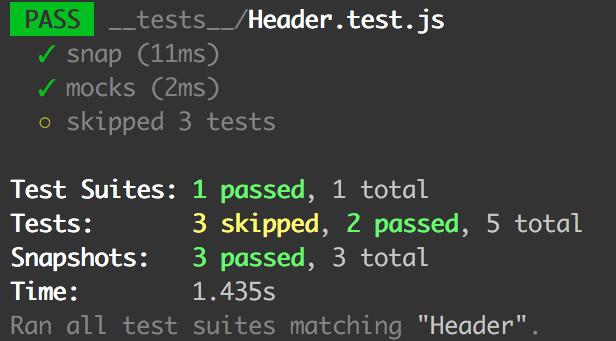 skipped-tests
