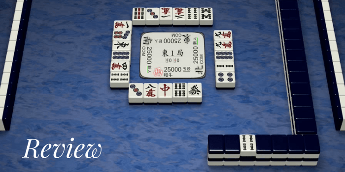 Mahjong Game Review for Tenhou (+10 Bonus Key Advice Points)