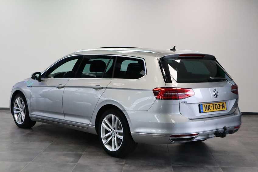 Volkswagen Passat Variant 1.4 TSI GTE Highline Prijs = Ex btw Navigatie Panoramadak Full-led afbeelding 5