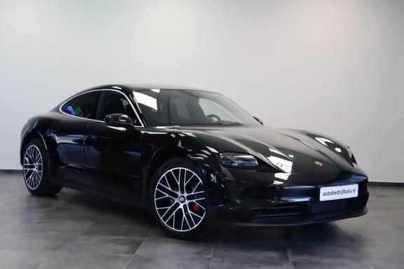 Porsche Taycan 4S Performance 571pk! | Prijs ex.btw 99000,- | Full-Led Sport-Chrono Panoramadak Warmtepomp