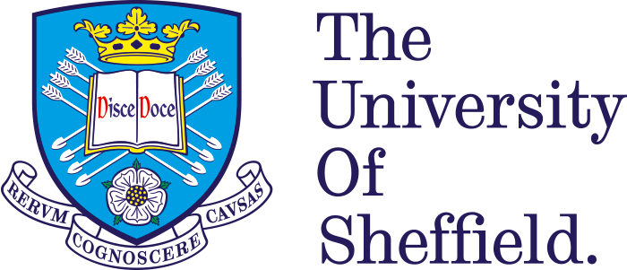 University of Sheffield logo