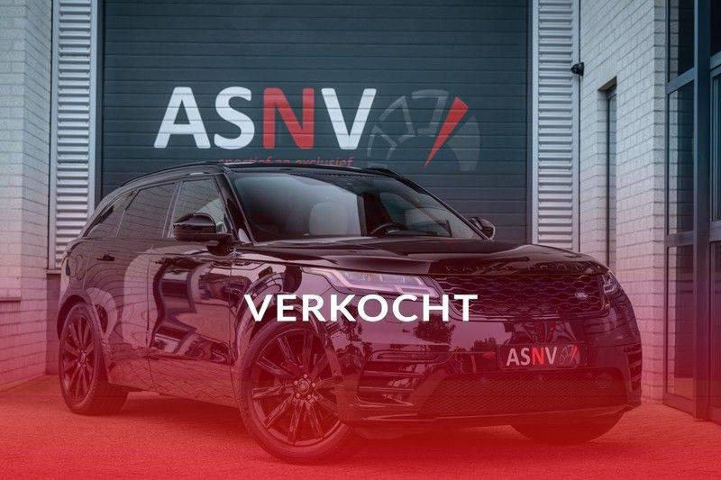 Land Rover Range Rover Velar 3.0 V6 SC AWD R-Dynamic HSE, 380 PK, Head/Up, Black/Optic, Adapt. Cruise, Pano/Dak, Luchtvering!! afbeelding 1
