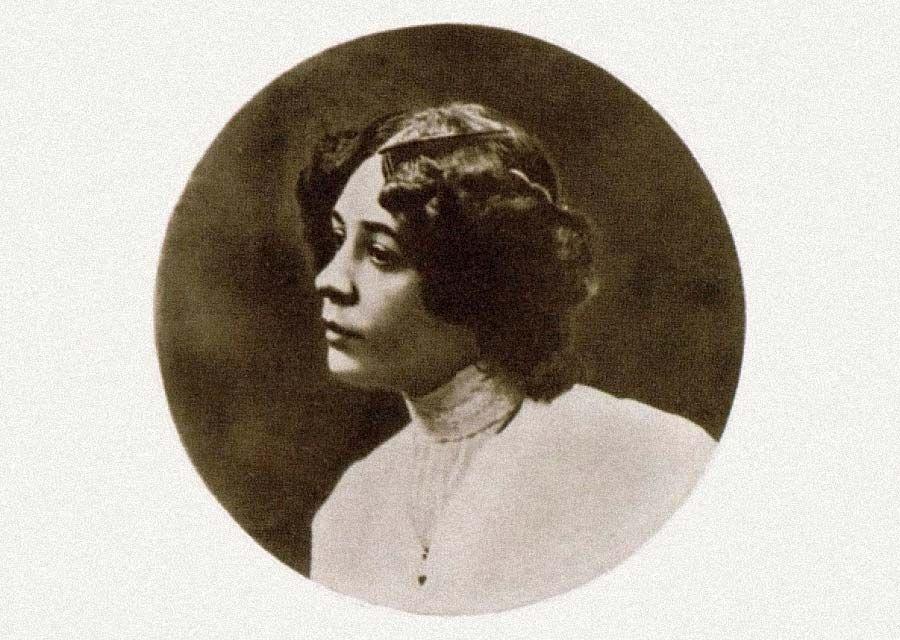 Русская поэтесса Нина Петровская / ru.wikipedia.org