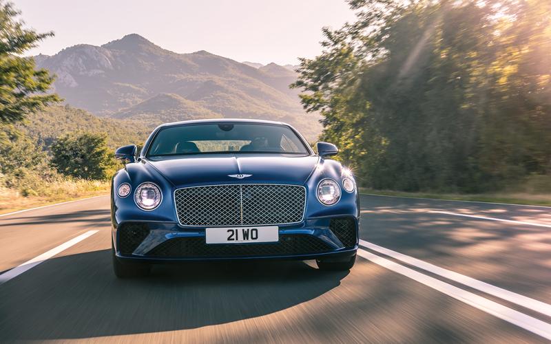 Bentley Motors New Continental GT