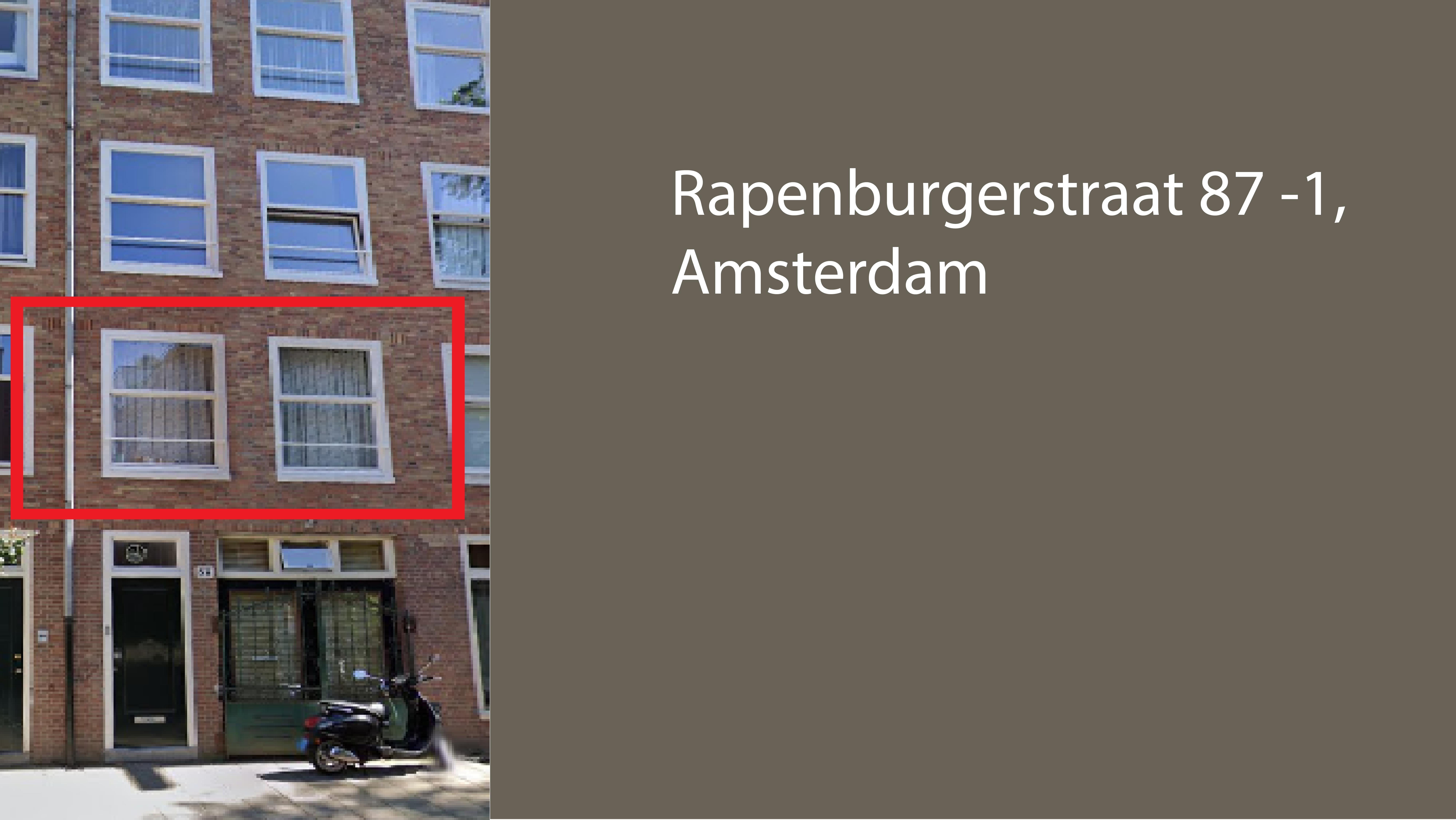 Rapenburgstraat 87 1