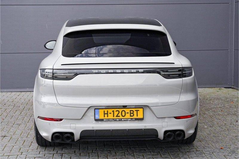 Porsche Cayenne Coupé E-Hybrid 462pk Nieuwprijs: €190.000,- Sportpakket, Techart afbeelding 9
