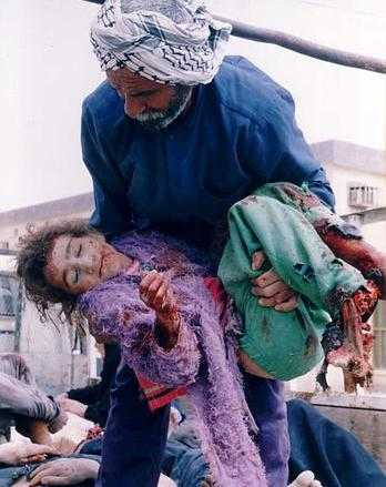 Iraqi girl, Basra