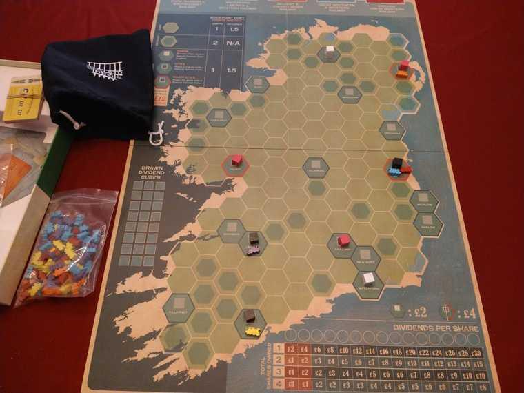Irish Gauge Game Setup only