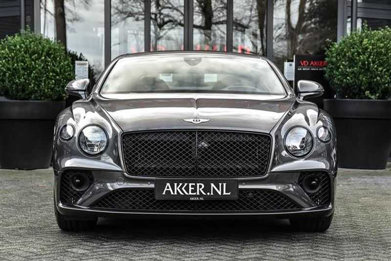 Bentley Continental GT V8 MULLINER+MASSAGE+B&O+BLACKLINE NP.322K afbeelding 17