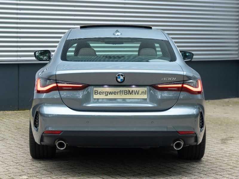 BMW 4 Serie Coupé 430i High Executive - Dak - Camera - Harman Kardon afbeelding 12