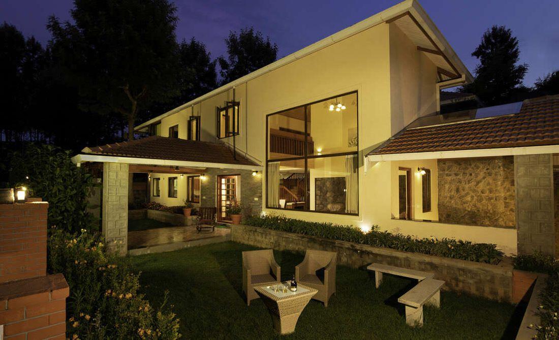 Vitrag Group Fulbari View of the house