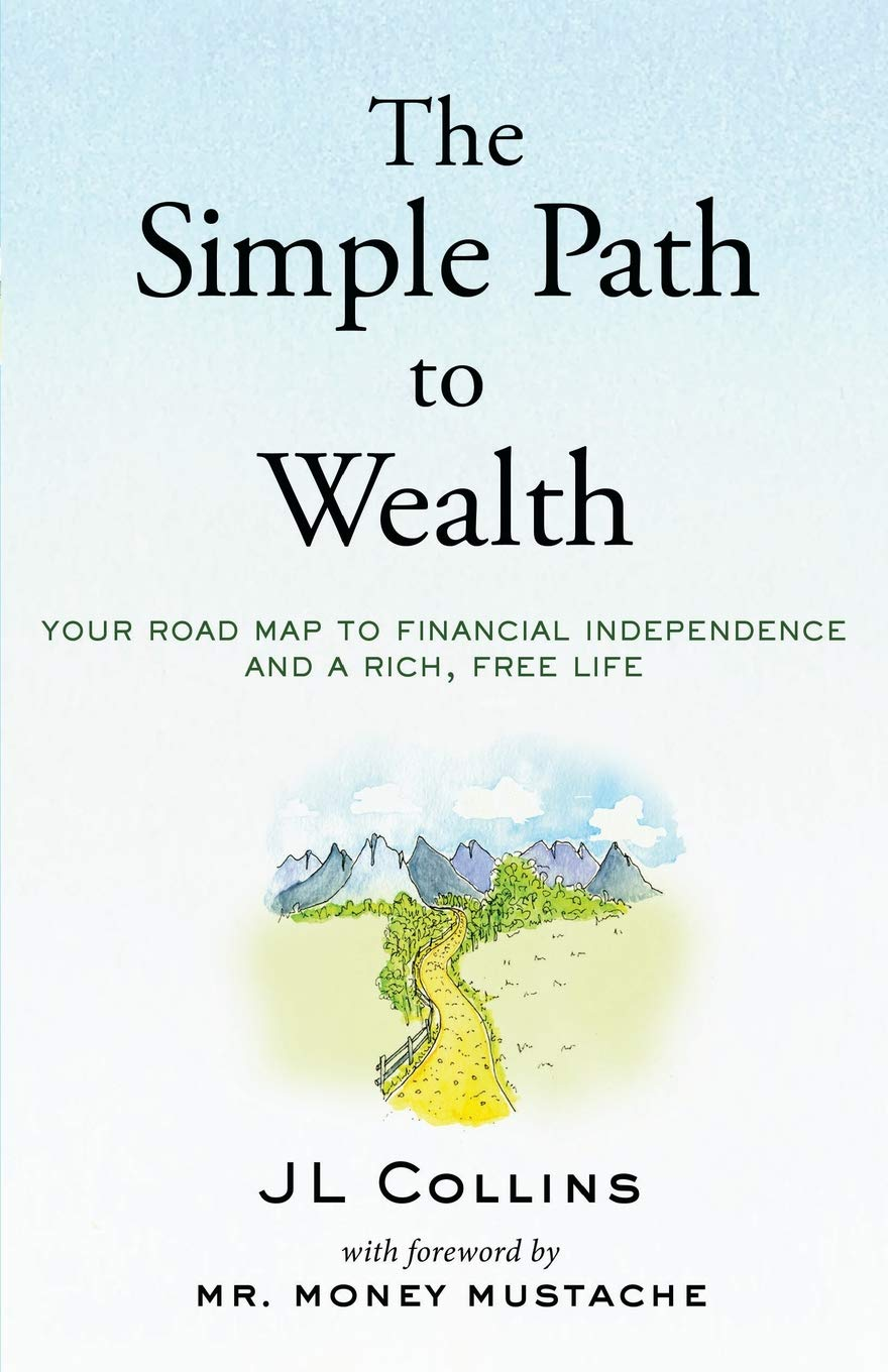 The cover of The Simple Path to Wealth