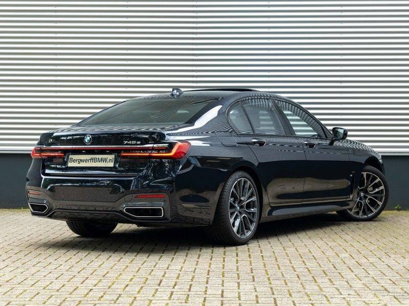 BMW 7 Serie 745e High Executive - M-Sport - 4x Comfortzetel - Stoelventilatie - Volleder afbeelding 2