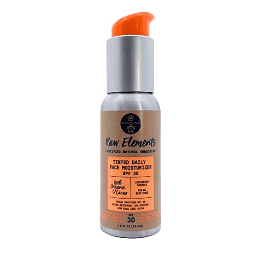 Tinted Daily Face Moisturizer Pump SPF30