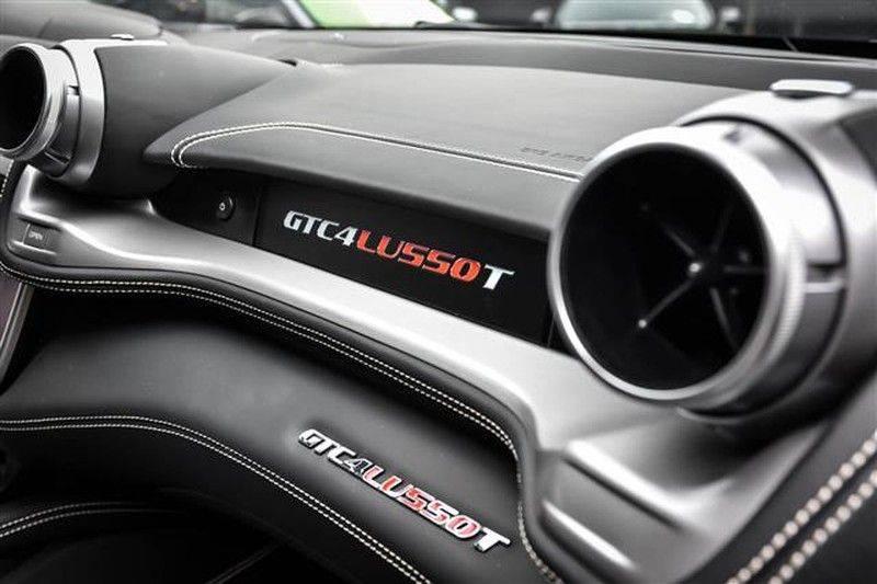 Ferrari GTC4 Lusso T HELE PASS.DISPLAY+PANO.DAK+DAYT.STOEL NP.350K afbeelding 7