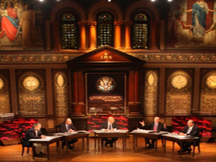 Debate at Georgetown, March 2009
