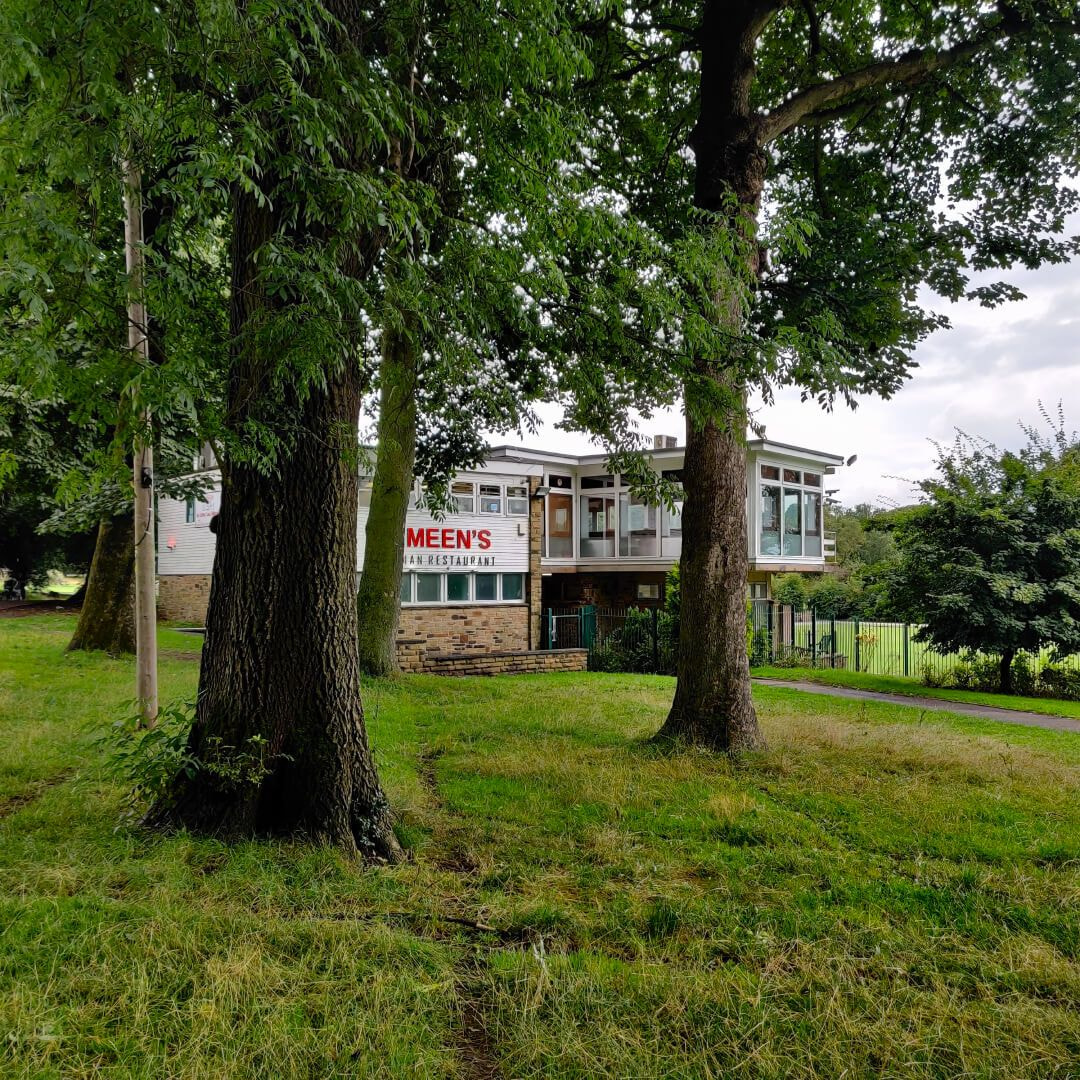 Horsforth Hall Park take away