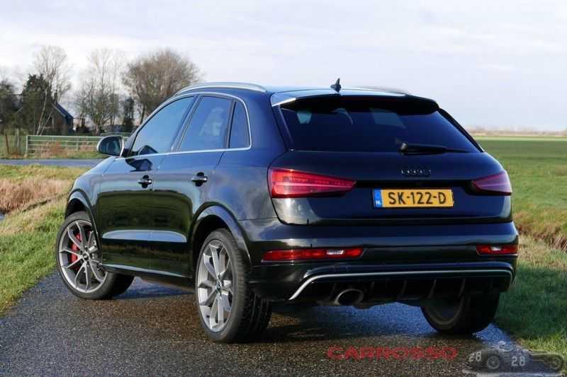 Audi Q3 2.5 TFSI RS QUATTRO afbeelding 4