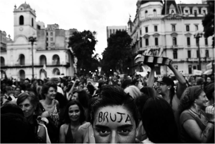 image from Feminism, Culture, Politics: A Conversation about #NiUnaMenos Argentina
