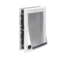 Plastic Pet Door - Medium