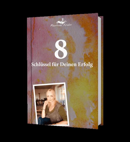 """Martina Krohn: E-Book """"Die 8 Schlüssel"""""""