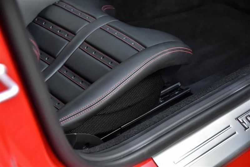 Ferrari 812 SUPERFAST LIFT+CARBON SEAT+PASS.DISPLAY+LED STUUR afbeelding 17