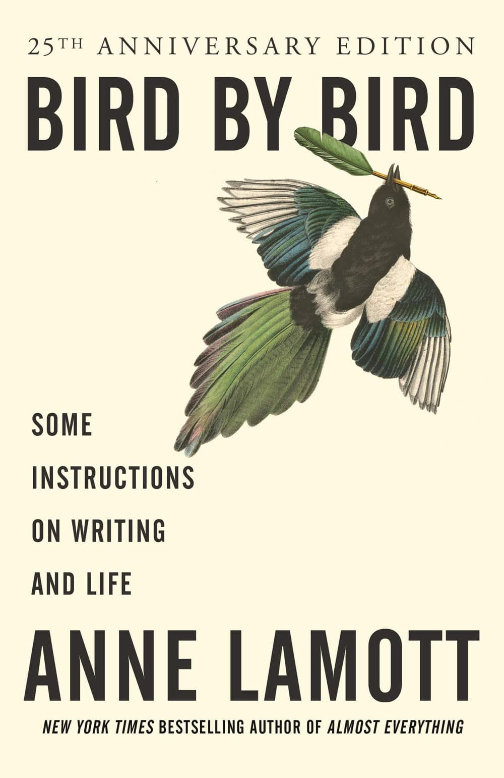 The cover of Bird by Bird