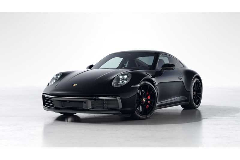 Porsche 911 992 4S Sport Chrono Sport Uitlaat Lift Nacht vision 3.0 Carrera 4 S afbeelding 1