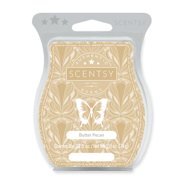 Picture of Butter Pecan Scentsy Bar