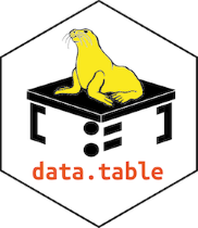 data.table by a dummy