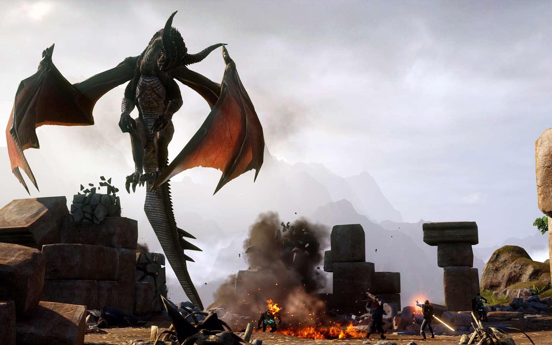 Level design Dragon Age