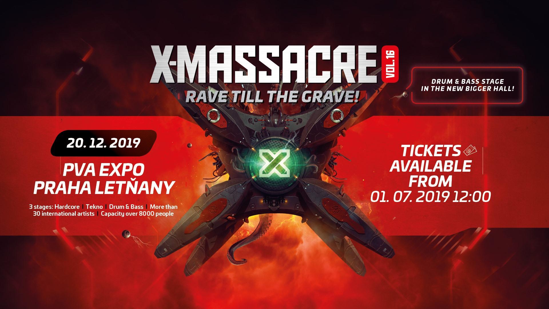 X-mAssAcRe 2019