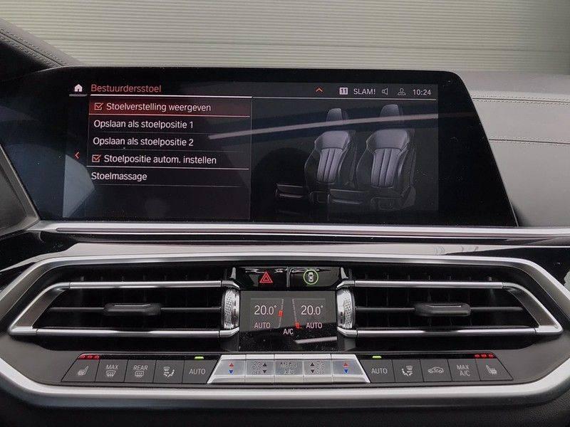 BMW X5 X-Drive VERKOCHT 3.0D 265PK, M-Sportpakket, Pano, Harman/Kardon, Massage, Head-Up, 360* Camera, Night Vision, Soft-Close, LMV'22 afbeelding 18