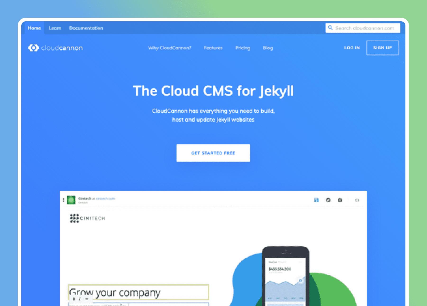 Documentation Jekyll- cover