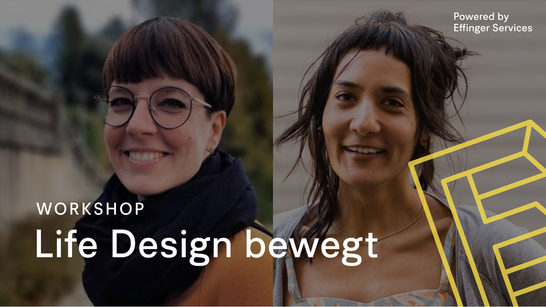 Life Design bewegt Fabienne Stoll Sunita Asnani