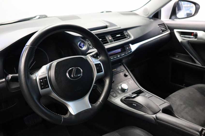 Lexus CT 200h Business Line Navigatie ClimateControl afbeelding 16