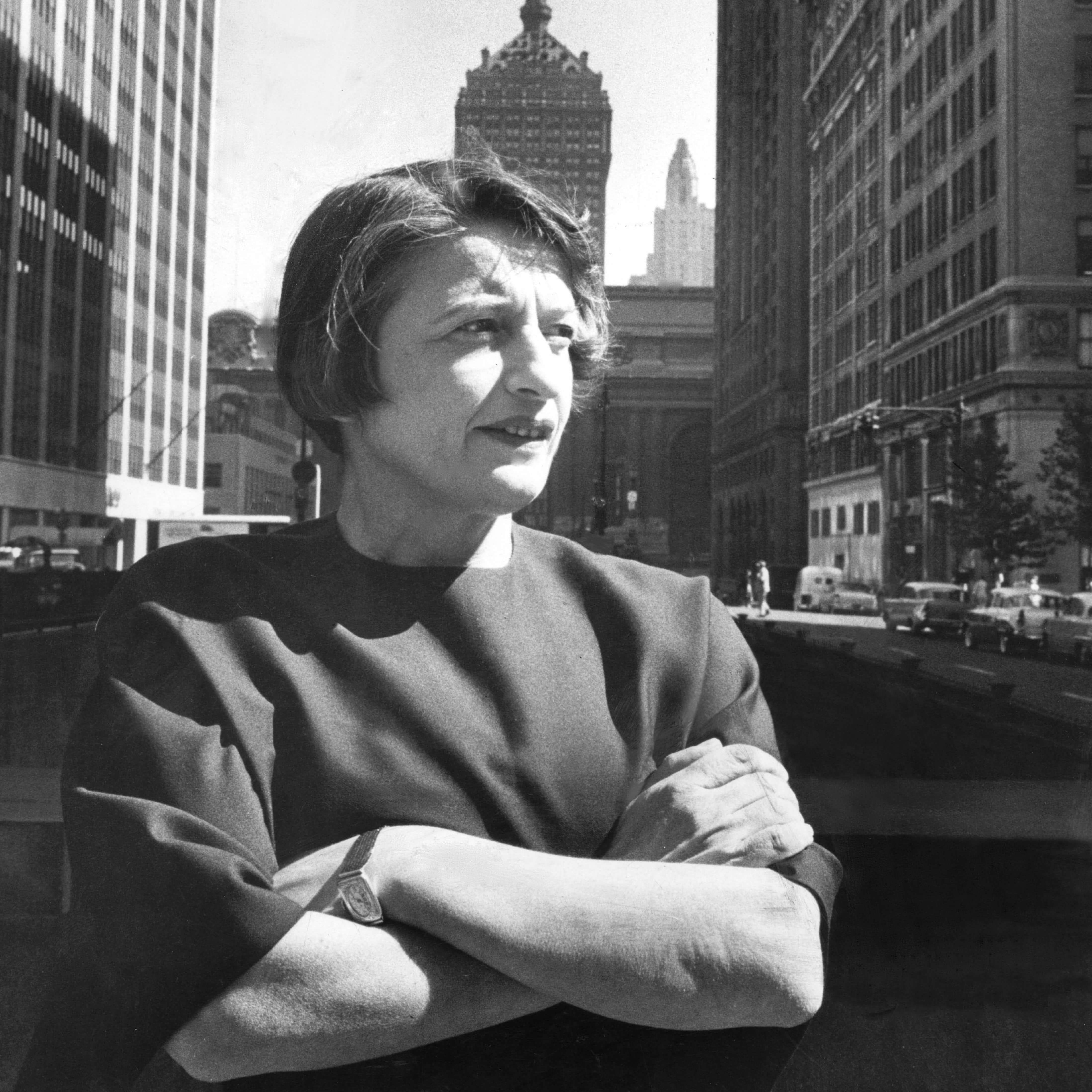 Айн Рэнд получила 12отказов подряд дотого, как смогла опубликовать роман «Источник». Фото: Allyn Baum / The New York Times