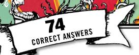 74 Correct