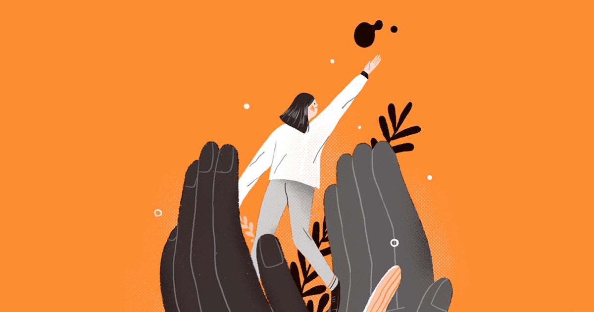 Иллюстратор: Hao Hao. Источник: behance.net