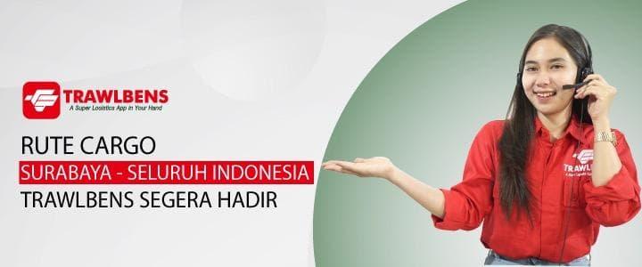 Jasa Cargo Terbaik akan Hadir di Surabaya, Nantikan!