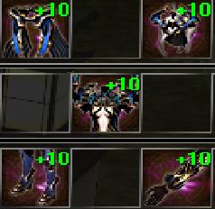 Choose Set Abyssal Equip +10