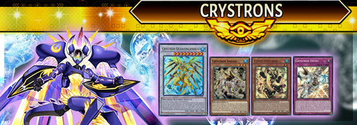 Introduction to Crystrons | YuGiOh! Duel Links Meta