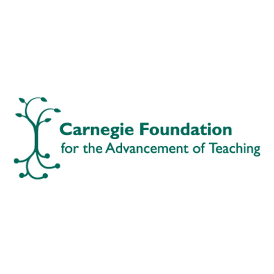 Carnegie Foundation for the Advancement of Teaching logo